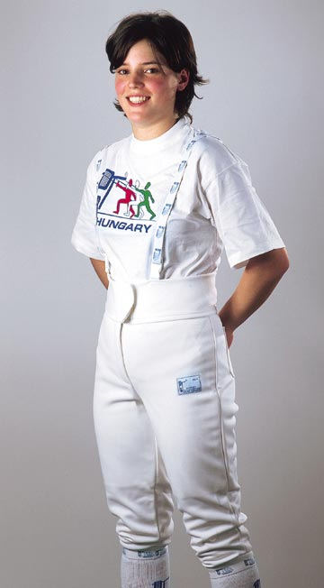 30-16 Fencing pants 350N Children