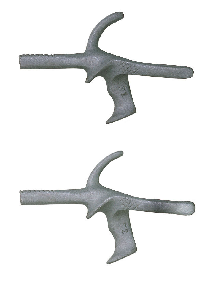 36-60S Pistol grip type S (uninsulated)