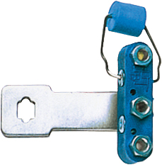 38-71/A Epée socket with security clip