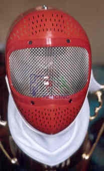 45-081 Aramis plastic mask for children