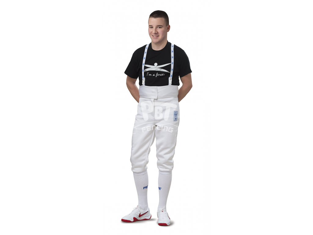 24-202 Fencing pants FIE STRETCHFIT 800 N Man