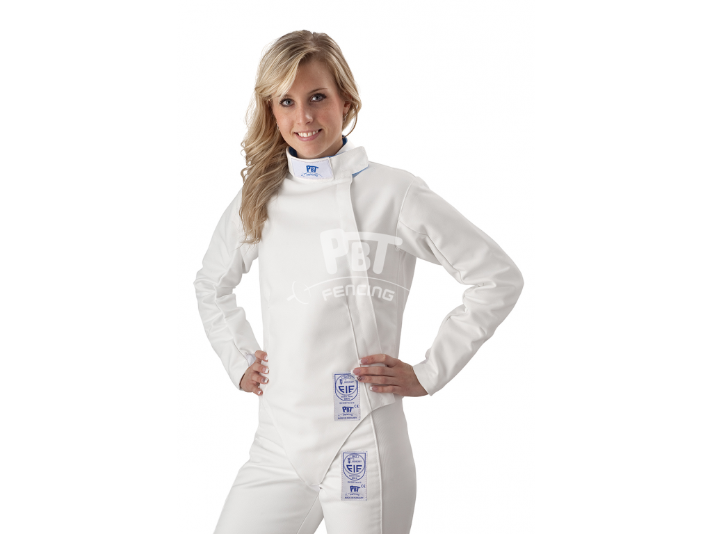 23-005 Fencing jacket FIE BALATON PBT 800N Lady