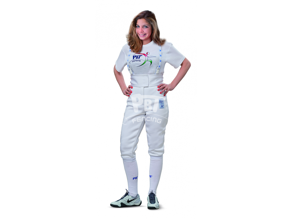 24-201 Fencing pants FIE STRETCHFIT 800N Lady
