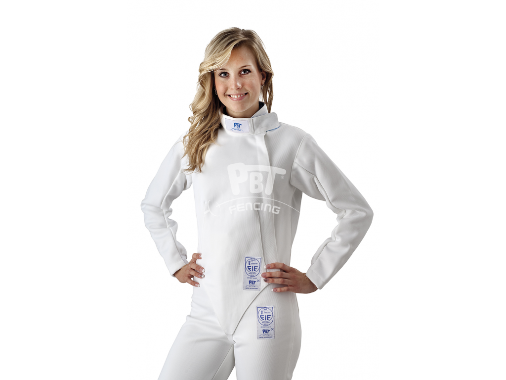 23-000 Fencing jacket FIE SUPERLIGHT 800N Lady