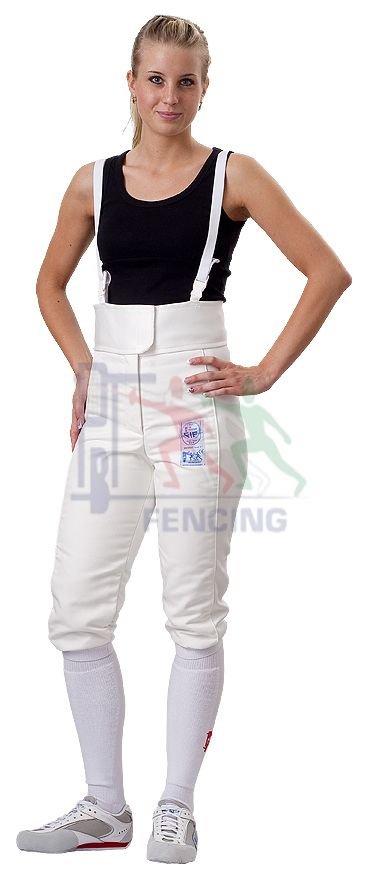 23-008 Fencing pants FIE BALATON 800 N Lady