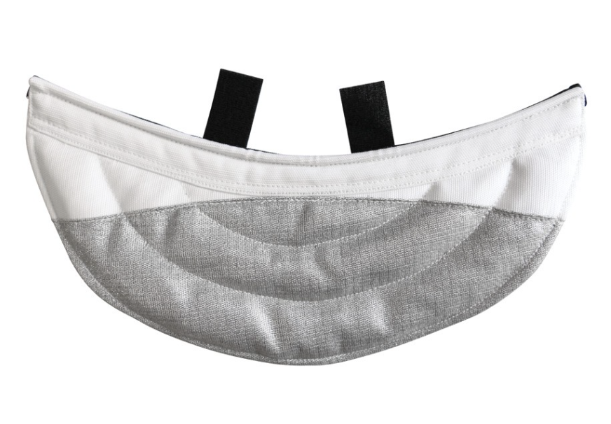 Leon Paul detachable bib for foil