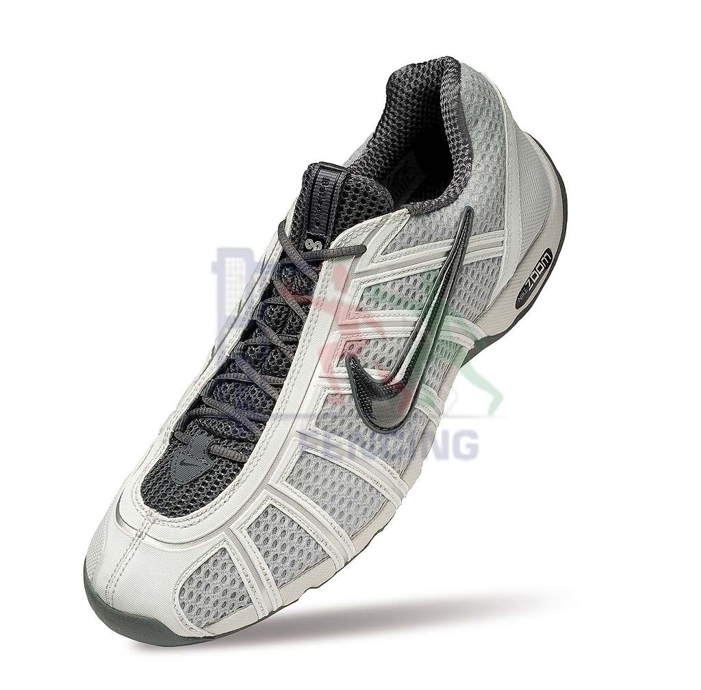 NIKE Ballestra fencing shoes - Grey (running out model)
