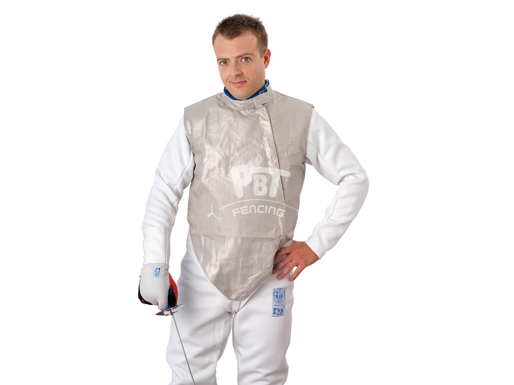20-6/M Electric foil jacket PBT Man (inox, washable)