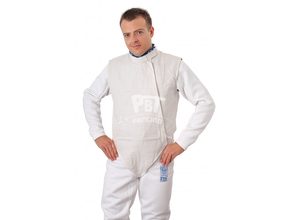 20-6 Electric foil jacket PBT Man (non-inox, non-washable)