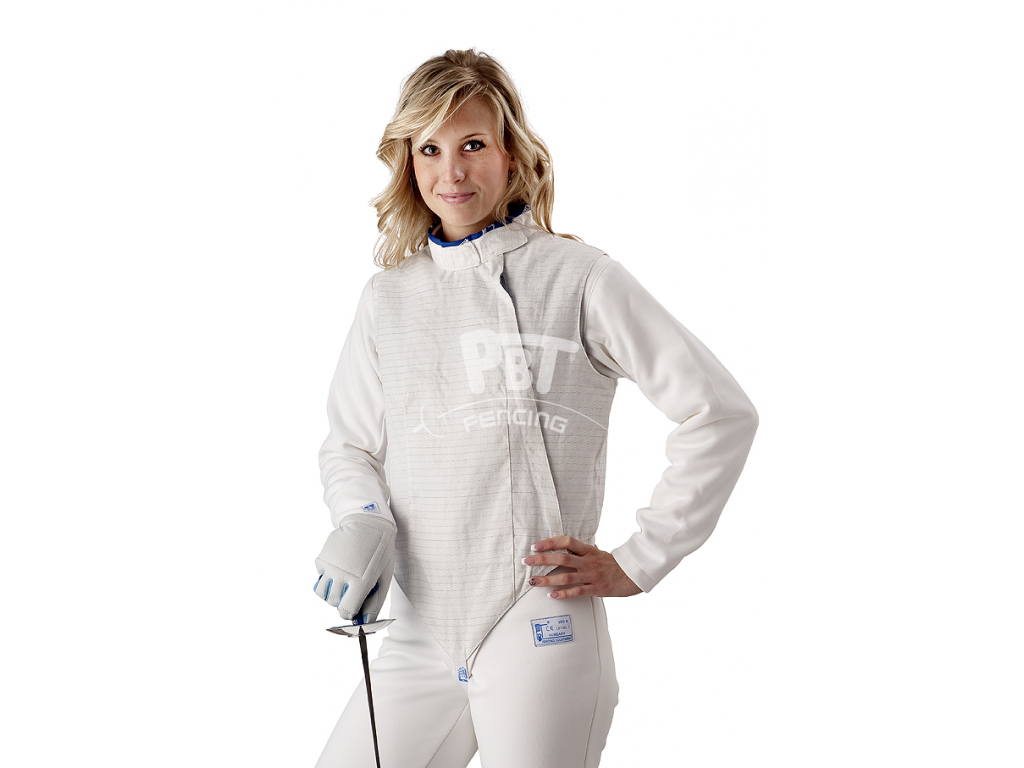 19-5 Electric foil jacket PBT Ladies (non-inox, non-washable)