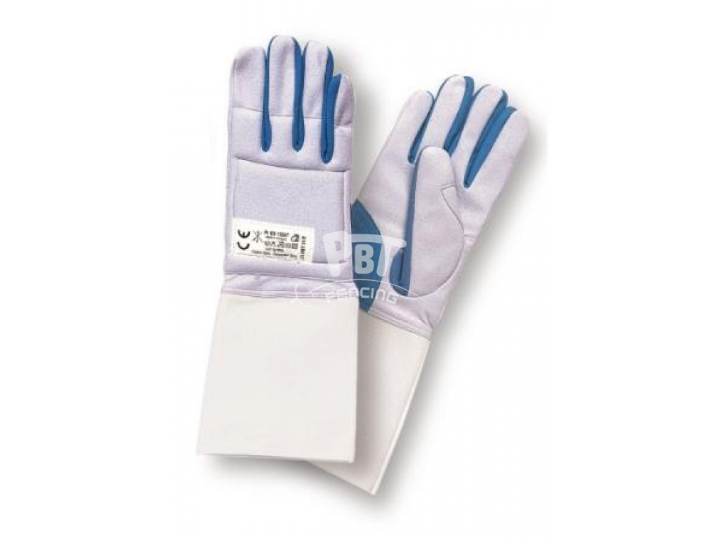 b31-31/E Fencing washable glove BLUE/GREY PBT