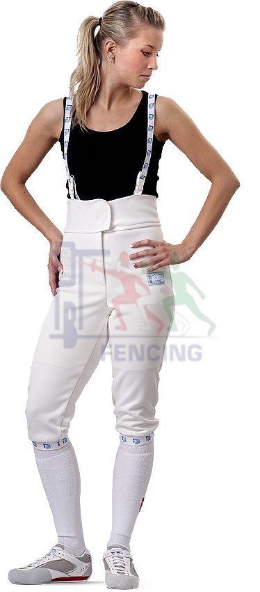 22-13 Fencing pants 350N Lady