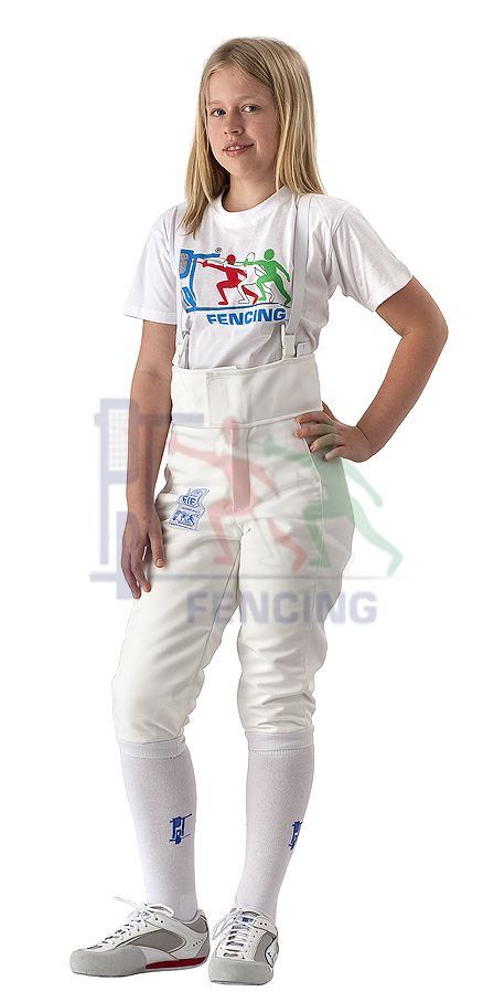 23-010 Fencing pants FIE BALATON 800 N Children