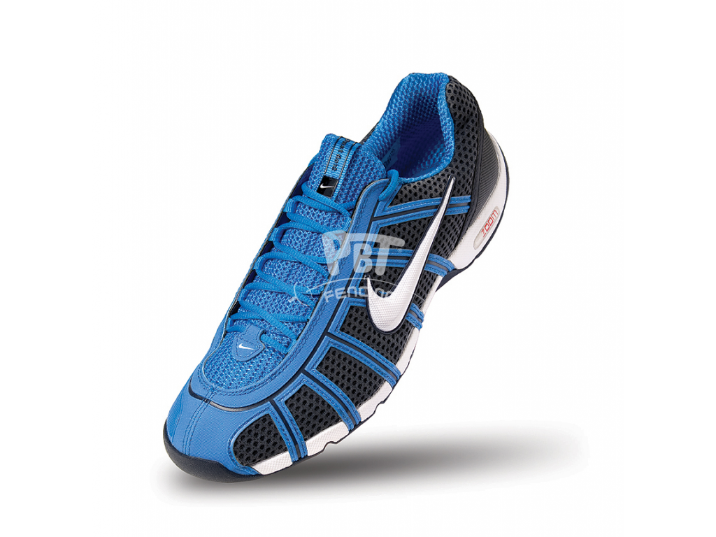 NIKE Ballestra fencing shoes - Blue/Black