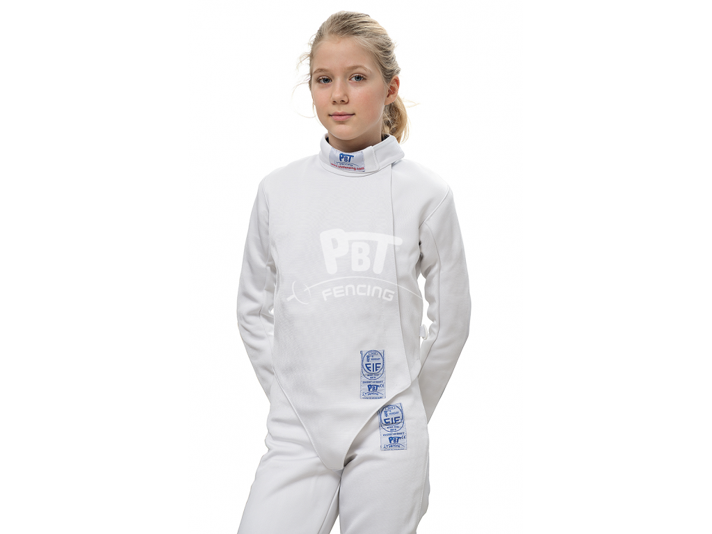 24-103 Fencing jacket FIE STRETCHFIT 800N Children
