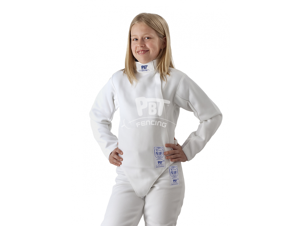 23-002/1 Fencing jacket FIE SUPERLIGHT 800N Children