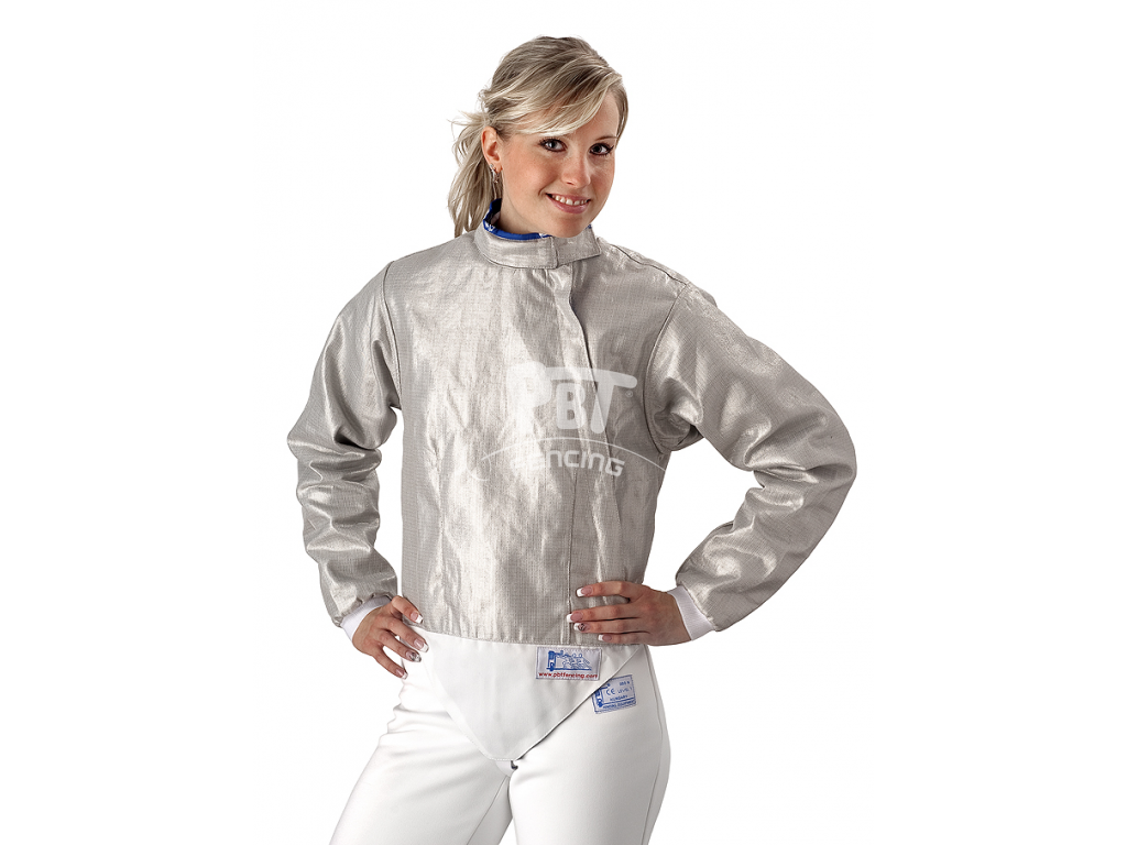 18-41/M Electric sabre jacket Lady (INOX, washable)