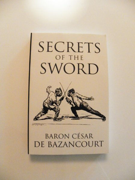 "kk08 - Baron Cesar du Bazancourt - ""Secrets of the Sword"""