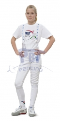 24-203 Fencing pants FIE STRETCH-FIT 800 N Children