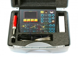 Test equipment for clubs
