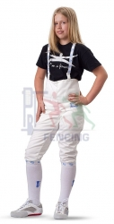 30-15/A Training fencing pants for adults