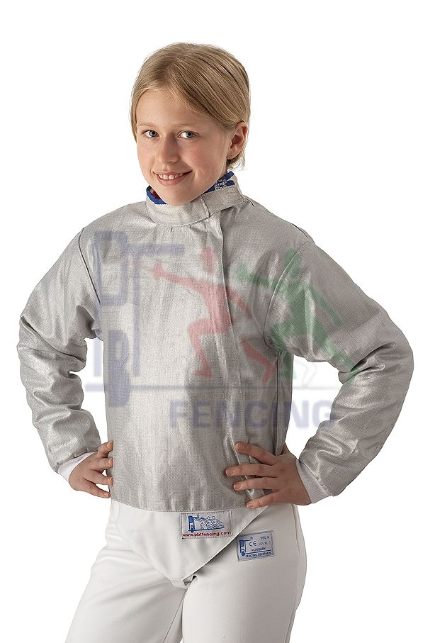18-40/M Electric sabre jacket (INOX): Children