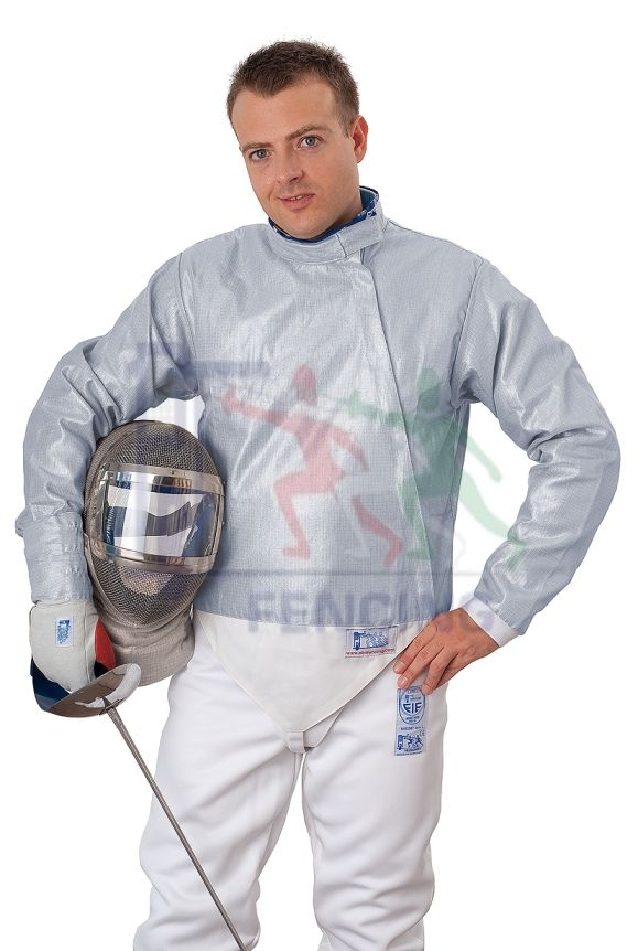 18-4/M Electric sabre jacket (INOX): Man
