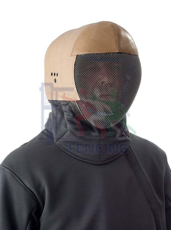 33-43/C Coach mask for sabre lessons