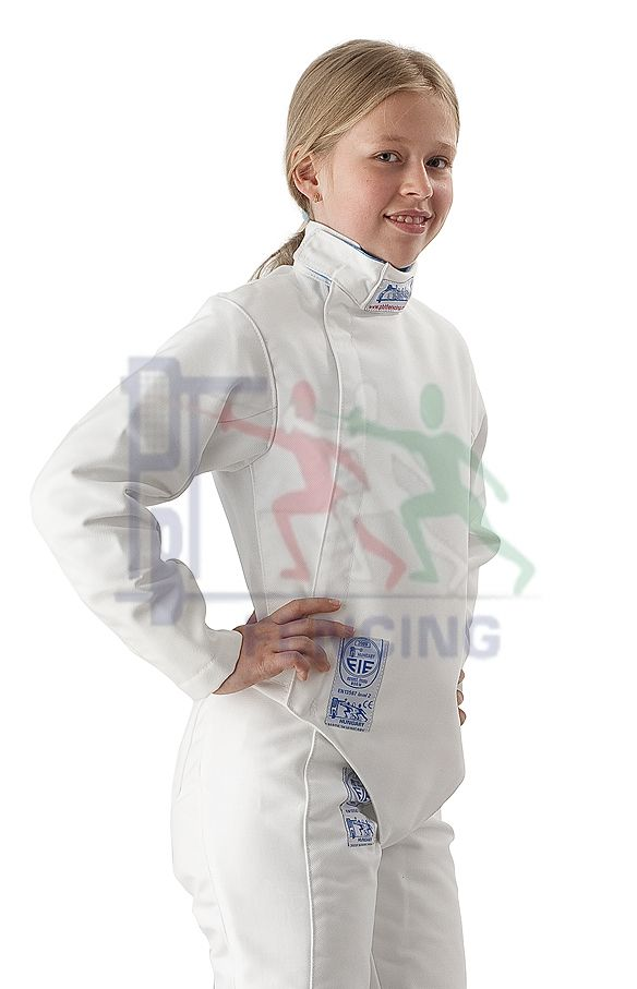 23-007 Fencing jacket FIE BALATON 800 N Children