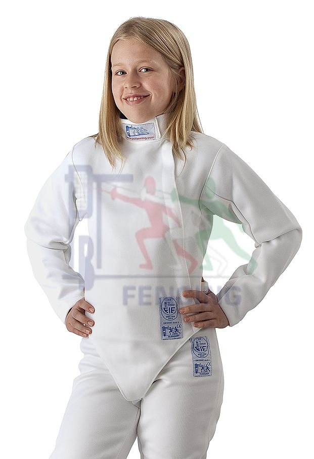23-002/1 Fencing jacket FIE SUPERLIGHT 800 N Children