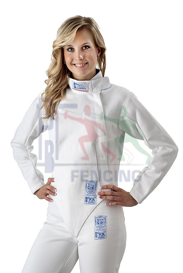 23-000 Fencing jacket FIE SUPERLIGHT 800 N Lady