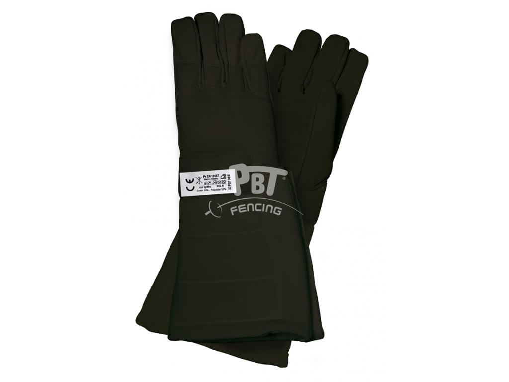 ALE-31-30/E Coach glove for sabre lessons
